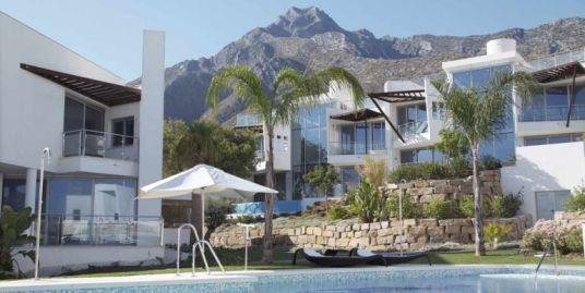MEISHO HILLS, Sierra Blanca, Marbella.