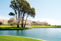 Luxury Front Line Golf Apartments in Benahavis, Marbella.