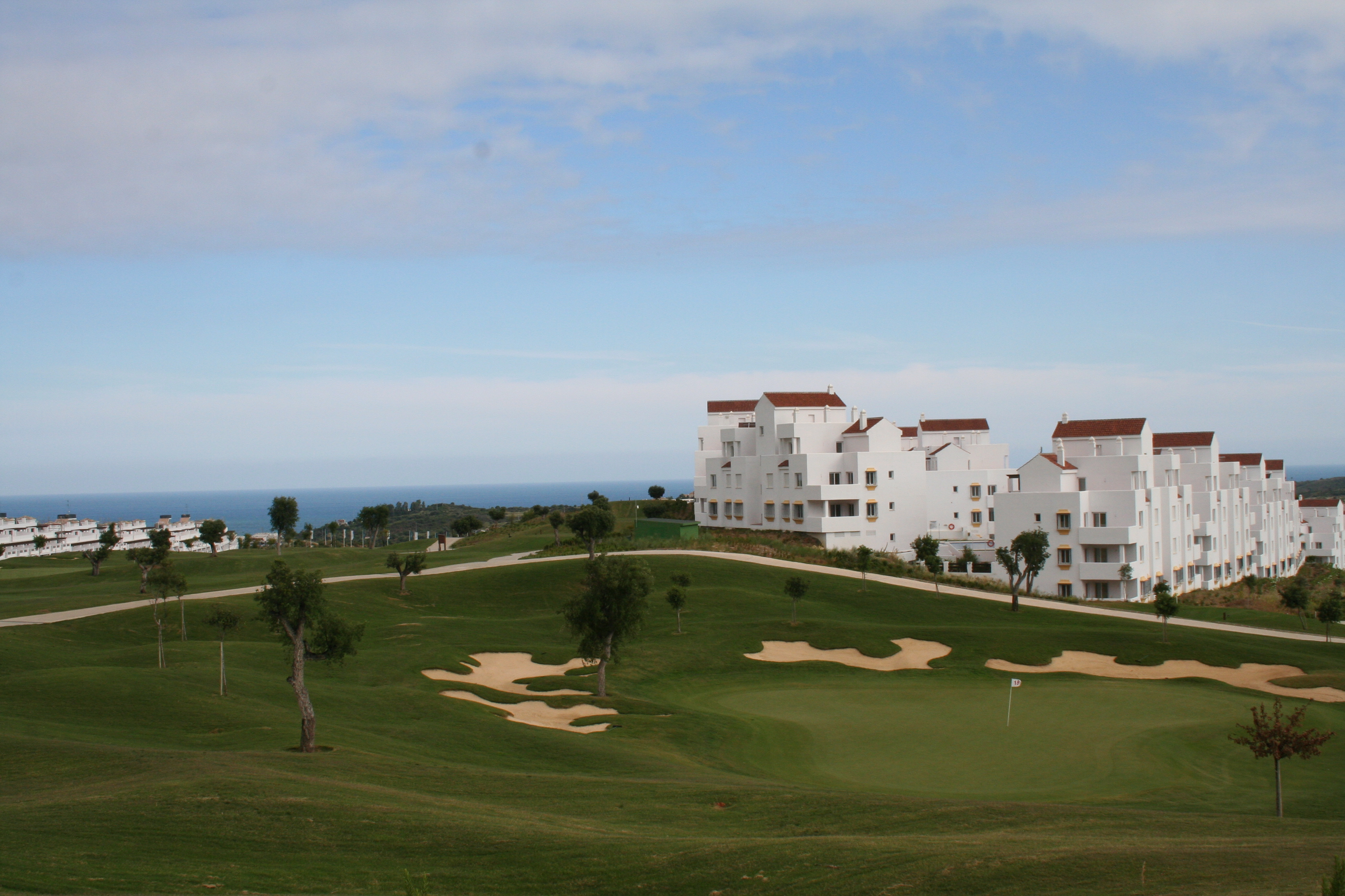 Valle Romano Golf and Resort, Costa del Sol.