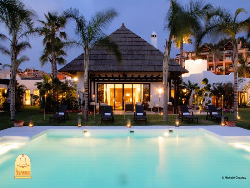 Апартаменты Resort El Campanario, Marbella.