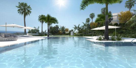 Апартаменты ALCAZABA Lagoon, Касарес, Коста-дель-Соль.