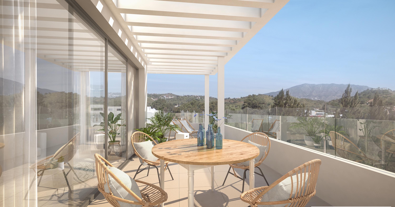 Navigolf apartments, Mijas, Costa del Sol.