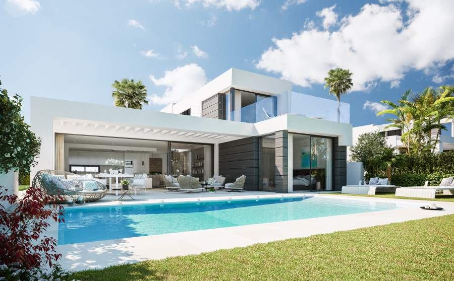 Villas CaboRoyale, Marbella.