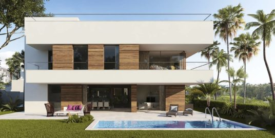 Villas VistaGolf, Benahavis, Costa del Sol.