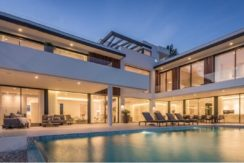 Contemporary New Built Villa, La Alqueria, Benahavis.