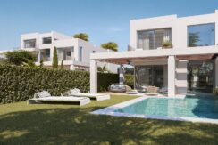 Виллы GREEN HILL, Calahonda, Mijas Costa